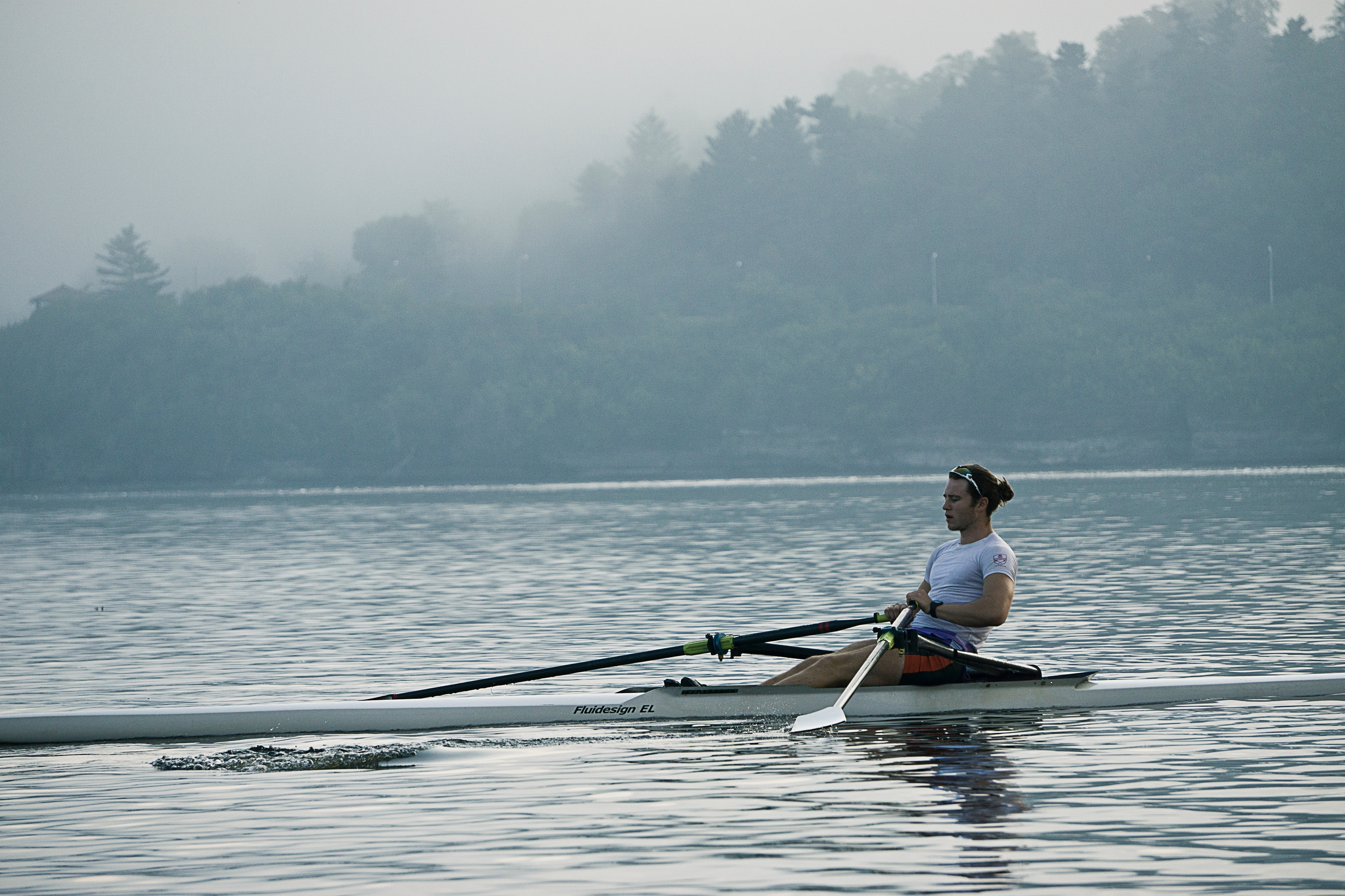 rowing is a great way to cross-train this summer